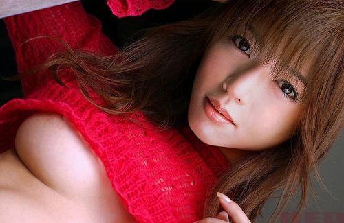 エロ画像巨乳 釈由美子