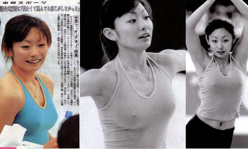 エロ画像巨乳 安藤美姫